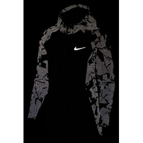 Nike Essential Flash Löparjacka Dam svart